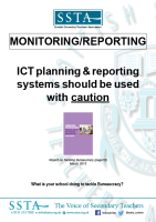 Monitoring and reporting Poster