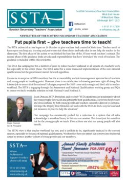SSTA November-2016-newsletter