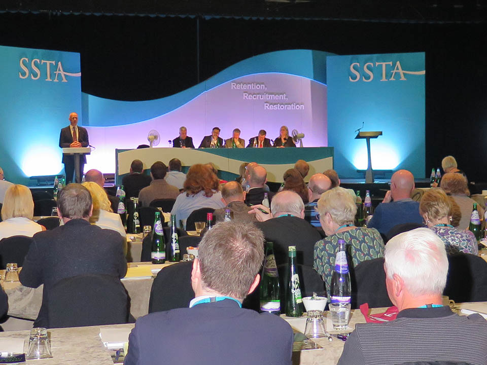 Video from SSTA Annual Congress 2018