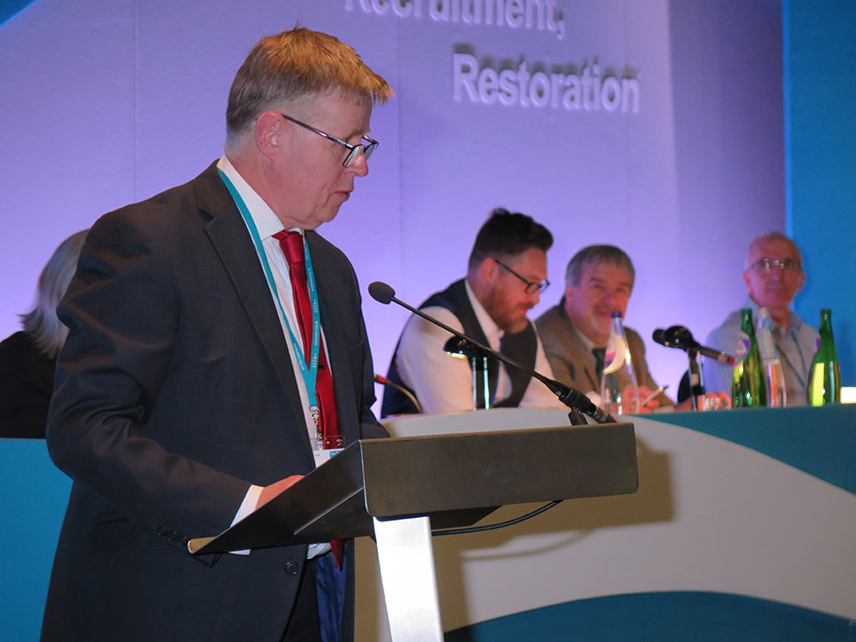 Report of the General Secretary – SSTA Annual Congress 2018