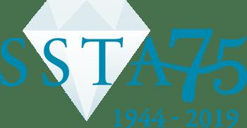 SSTA 75Years Logo