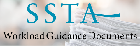 Workload Guidance Documents1